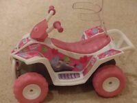 Quad Bike for Baby Born Doll