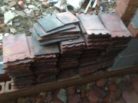 clay roof tiles !