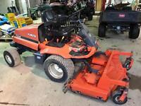 Kubota F 2650 rotary mower