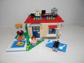 Lego 31067 Creator Modular Poolside Holiday