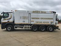 Dynes Bros Suction/Vacuum Excavation and Plant Hire