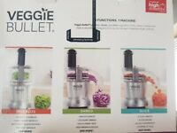 Nutribullet veggie food processor