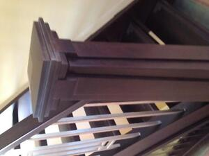 Staining and lacquering