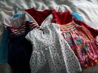 3 to 6 months girls bundle