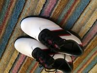 Footjoys golf shoes