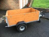Trailer (Stainless Steel ) .Non Rusting