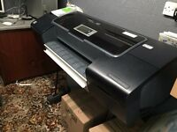 "Professional HP Designjet Z3100 24"" Photo / Canvas Printer"