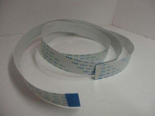 3ft 1 Meter Long 1m Ffc Cable 15 Pins 1mm Awm 20624 80c 60v Vw-1 Raspberry Pi