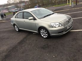 TOYOTA AVENSIS T3-S 1.8 A/C 2003