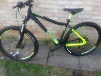 VooDoo Bantu Mountain Bike - Excellent condition