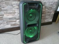 sony bluetooth speaker gtk xb7