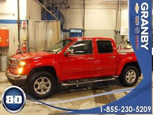 2012 Chevrolet Colorado LT CREW  CAB  3.7 L  4X4  EXTRA  CLEAN