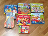 Kids Board games. All Very good condition.