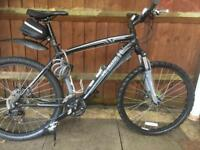 Specialized Hardrock mountain bike.