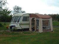 Abbey GT214 Touring Caravan