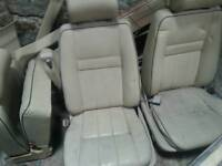 Range rover p38 full cream electric interior