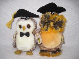 Ty Beanie Babies: Owls