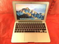 Macbook Air 11inch a1370 1.6ghz intel core i5 4gb ram 128gb 2011+ WARRANTY, l746