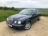 2007 Jaguar S-Type 2.7 D V6 Se+FDSH+HPI CLEAR+CHERISHED+1P OWNER+PX+SWAP