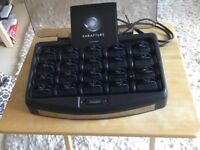 ENRAPTURE heated rollers. Set of 20 ten large and ten small. Hardly used.