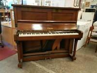 C. Barlman upright piano