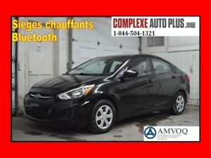 2016 Hyundai Accent GL *A/C,Cruise,Bluetooth,Banc chauffant
