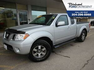 2013 Nissan Frontier SV Ext Cab *PRO4X Package*
