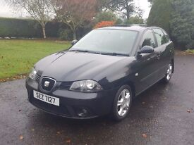 SEAT IBIZA REFERENCE SPORT 12V 5 DOOR HATCH - PRICED TO SELL-