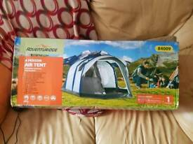 Brand new inflatable 4 person tent