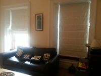 Large room for rent in shared flat southside Glasgow January. All inclusive! Short term only!