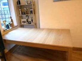 6 to 8 seater extending dining table