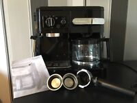 Delonghi combi coffee machine (model bc 0410)