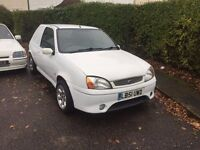ford fiesta van with puma conversion,mot may 207,£550,no offers
