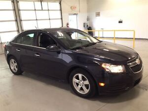 2014 Chevrolet Cruze LT| LEATHER| SUNROOF| BLUETOOTH| HEATED SEA Kitchener / Waterloo Kitchener Area image 8