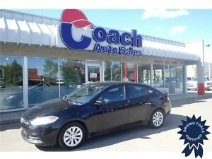 2014 Dodge Dart Aero FWD - Auto-Off Headlights, A/C, 39,297 KMs