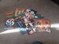 Collection of 15 random graphic novels £60 ono - Image - Marvel - Dark horse plus more