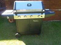 GAS BARBECUE 4 BURNER + HEATER RING-Anthony Worrall Thompson