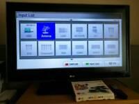 LG 42' Full HD, 3D, Smart Tv
