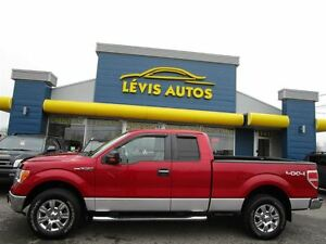 2009 Ford F-150 XLT 4X4 5.4 LITRES EXTRA PROPRE 135600 KM !