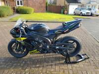 Yamaha r1 track bike with road kit and v5 ***price reduced***