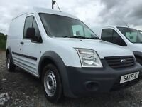 2011 Ford Transit Connect, MOt'd March 2017