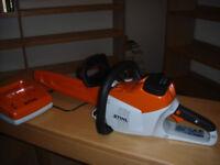 STIHL MSA 200 C - BQ 14 inch chainsaw