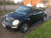 2005 Volkswagen Beetle 1.6 Luna Convertible - Cambelt Changed/Long MOT