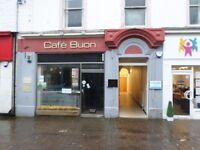 Fully Fitted Coffee Shop - Nil Premium / 886 sq ft / 1st floor office / £200 per week