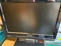 "Philips 19"" Flat TV"