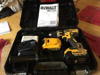DEWDCD795M2 Cordless Drill.