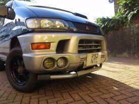 Mitsubishi Delica 2.8TD