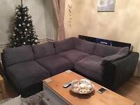 Corner Sofa -£50