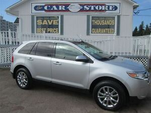 2013 Ford Edge SEL AWD!! HTD LEATHER!! NAV!! PANORAMIC ROOF!! 3.