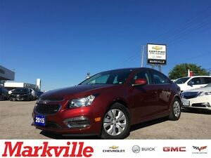 2015 Chevrolet Cruze 1LT- LOW KMS- ONE OWNER TRADE- LIKE  NEW!